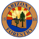 Arizona State Forestry Logo